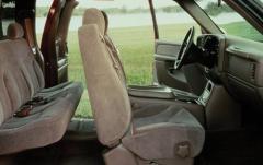 2001 GMC Sierra 1500 interior