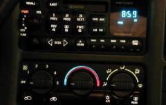2002 GMC Sierra 1500 interior