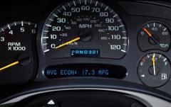 2003 GMC Sierra 1500 interior