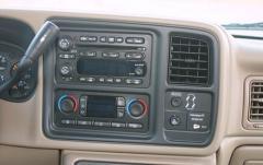 2005 GMC Sierra 1500 interior