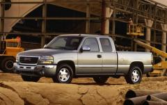 2005 GMC Sierra 1500 exterior