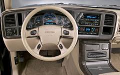 2006 GMC Sierra 1500 interior