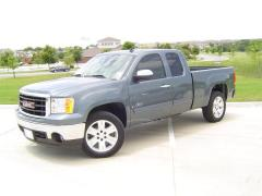 2007 GMC Sierra 1500 Photo 3