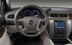 2010 GMC Sierra 1500 interior