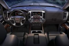 2015 GMC Sierra 1500 interior