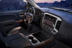 2016 GMC Sierra 1500 interior
