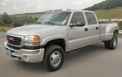 2005 GMC Sierra 3500 exterior