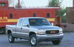 1999 GMC Sierra Classic 2500 exterior