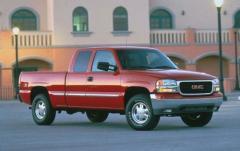 1999 GMC Sierra Classic 3500 exterior