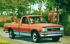 1992 GMC Sonoma exterior