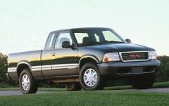 1998 GMC Sonoma exterior