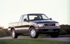 1999 GMC Sonoma exterior
