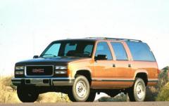 1993 GMC Suburban exterior
