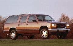 1996 GMC Suburban exterior