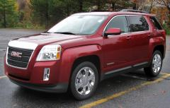 2010 GMC Terrain Photo 1