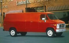 1992 GMC Vandura exterior