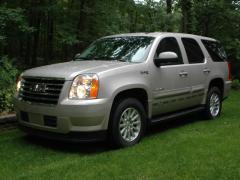 2008 GMC Yukon Hybrid Photo 1