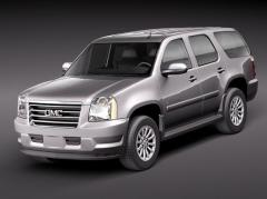 2010 GMC Yukon Hybrid Photo 1