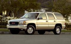 2004 GMC Yukon XL exterior