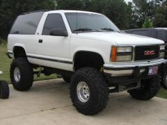 1993 GMC Yukon Photo 1