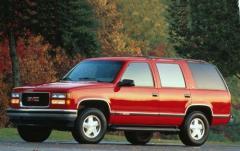 1995 GMC Yukon exterior