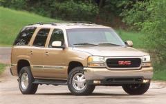 2002 GMC Yukon exterior
