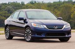 2014 Honda Accord Hybrid exterior