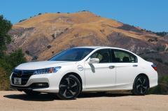 2014 Honda Accord Hybrid Photo 3