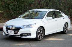 2014 Honda Accord Hybrid Photo 8