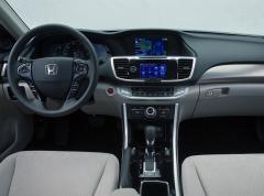 2015 Honda Accord Hybrid Photo 2