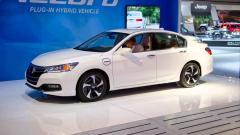 2015 Honda Accord Hybrid Photo 5