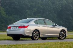 2015 Honda Accord Hybrid Photo 7
