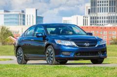 2015 Honda Accord Hybrid Photo 1