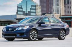 2015 Honda Accord Hybrid exterior