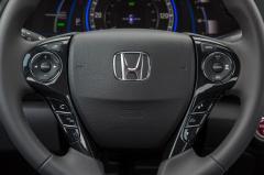 2015 Honda Accord Hybrid interior