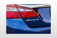 2017 Honda Accord Hybrid exterior