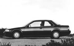 1991 Honda Accord exterior