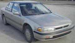 1991 Honda Accord Photo 3