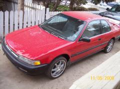 1991 Honda Accord Photo 8