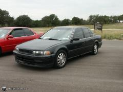 1992 Honda Accord Photo 4