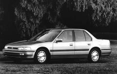 1992 Honda Accord exterior