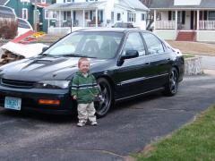 1994 Honda Accord Photo 4