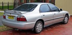 1995 Honda Accord Photo 4