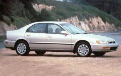 1995 Honda Accord exterior