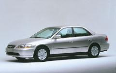 1998 Honda Accord exterior