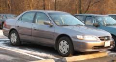 1998 Honda Accord Photo 3