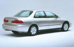 1999 Honda Accord exterior