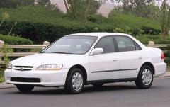 2000 Honda Accord exterior