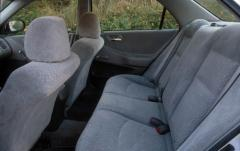 2002 Honda Accord interior