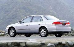2002 Honda Accord exterior